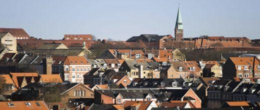 Clínicas de fertilidad en la Península de Jutlandia