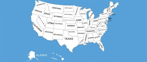 Ciudades de Estados Unidos